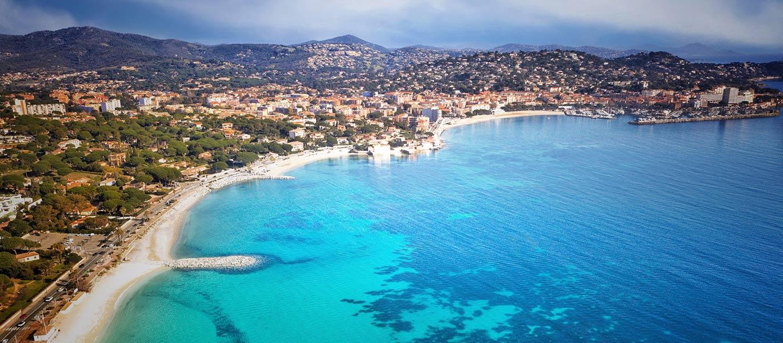 Sainte-Maxime, douceur de vivre entre terre et mer
